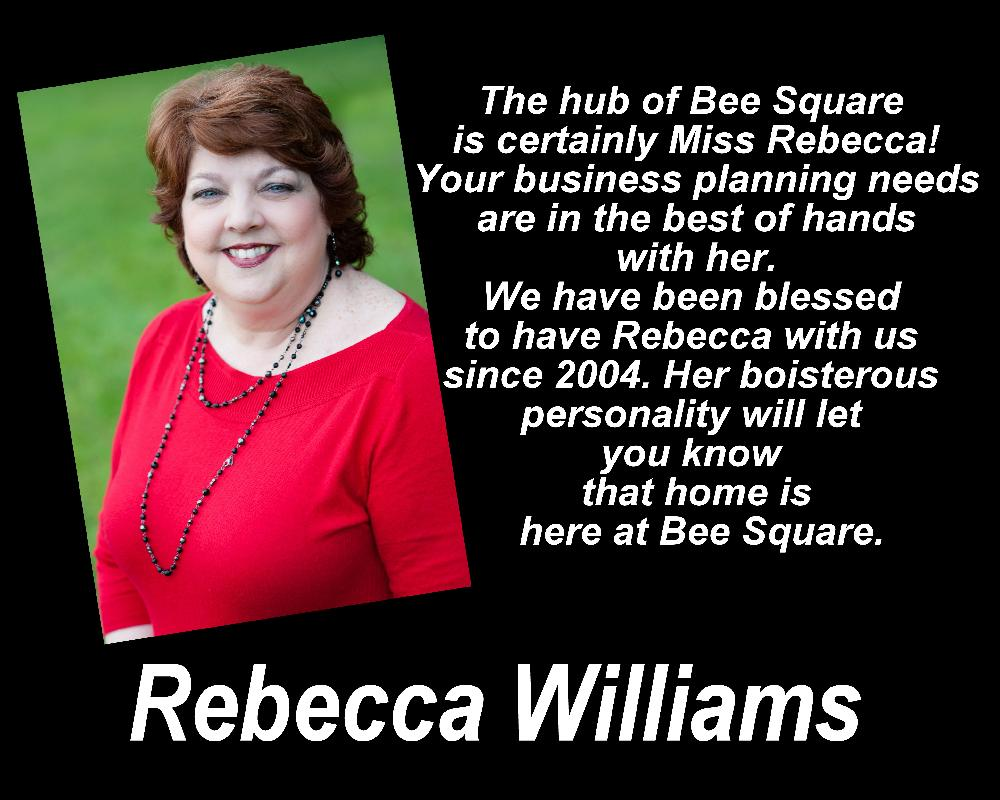 Rebecca Williams EA